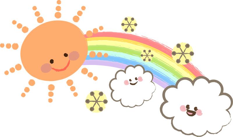 【あした、親子で読みたい本】天気・気象に詳しくなれる本 3選