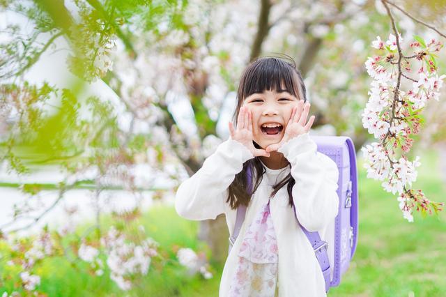 【新入学応援!】新1年生がまず身につけたいのは、元気なあいさつと返事