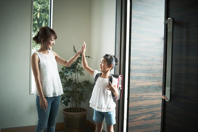 【めざせ☆ピカピカ1年生】毎日の親子の会話で、人の話を聞ける子に