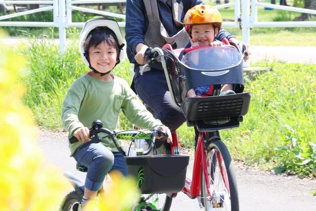 知って安心!  子どもと自転車:第2回【自転車店と自転車保険】