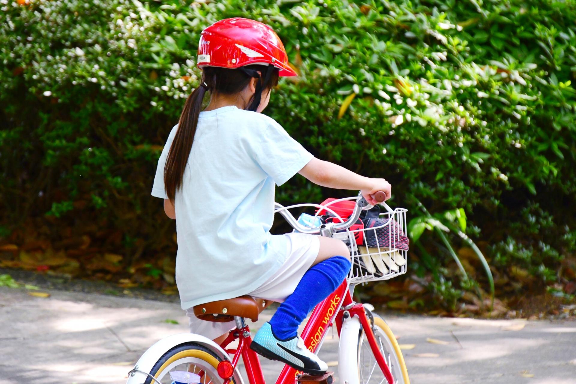 知って安心!  子どもと自転車:第1回【自転車選び】