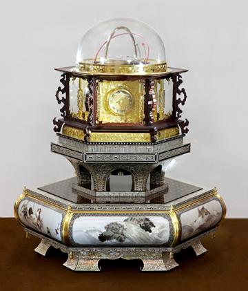 「田中 久重 万年時計」の画像検索結果