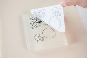 紙すき&寒天印刷キット